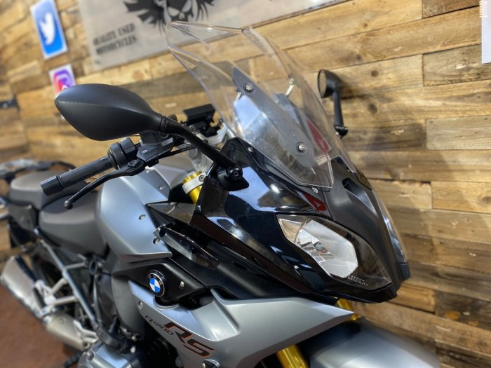BMW R1200RS R 1200 RS Tourer Petrol Grey