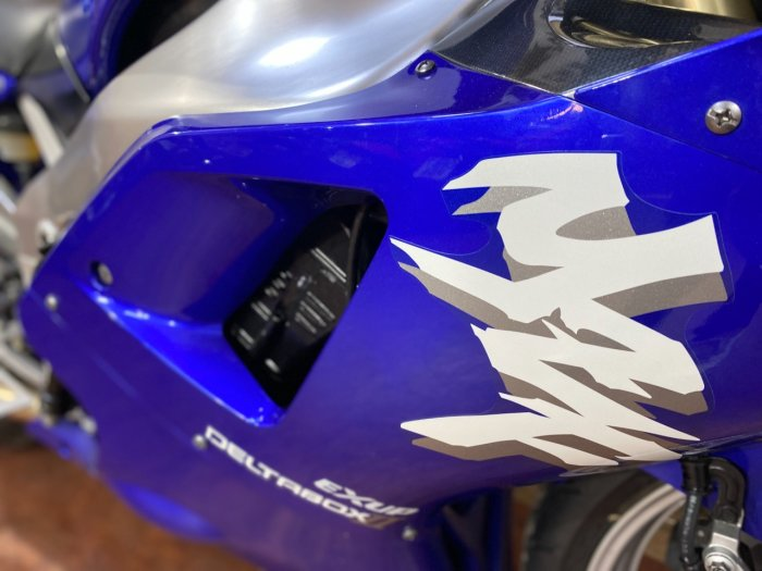 Yamaha YZF-R1 R1 Super Sports Petrol Blue