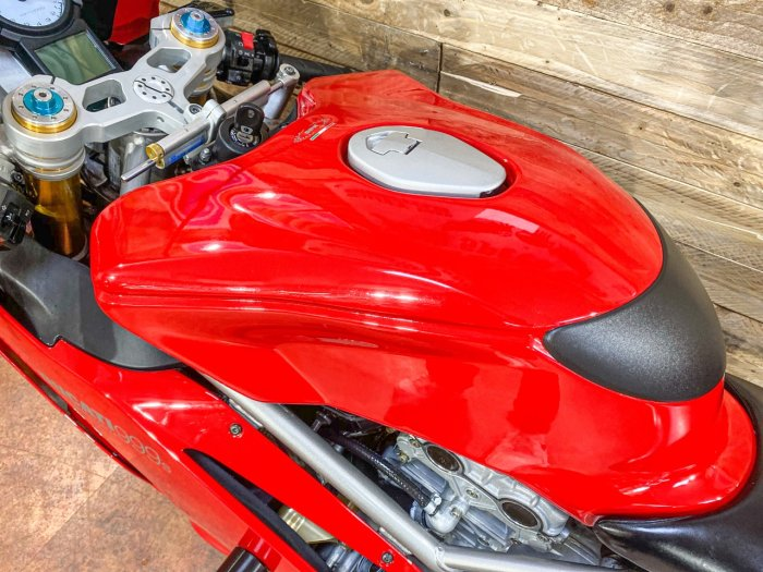 Ducati 999 999S BIP Super Sports Petrol Red