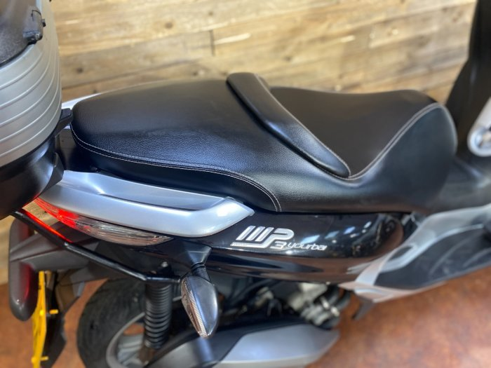 Piaggio Mp3 MP3 300 YOURBAN LT Scooter Petrol Black