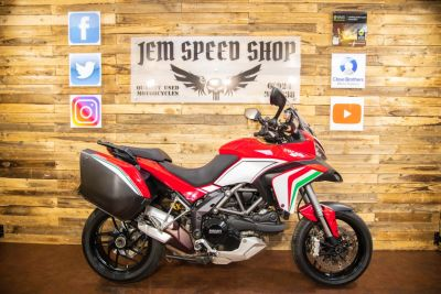 Ducati Multistrada 1200 1200 S TOURING Sports Tourer Petrol RedDucati Multistrada 1200 1200 S TOURING Sports Tourer Petrol Red at Bikes for Cash Batley