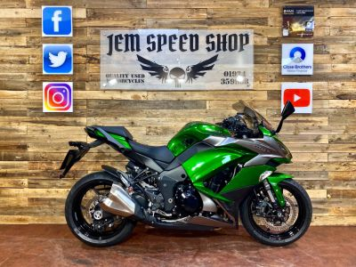 Kawasaki Z1000SX ZX 1000 WJF Sports Tourer Petrol GreenKawasaki Z1000SX ZX 1000 WJF Sports Tourer Petrol Green at Bikes for Cash Batley