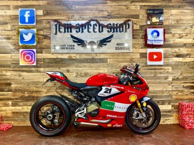 Ducati 1299 Panigale 1299 S PANIGALE Super Sports Petrol RedDucati 1299 Panigale 1299 S PANIGALE Super Sports Petrol Red at Bikes for Cash Batley