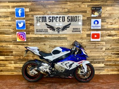 BMW S1000RR S 1000 RR Super Sports Petrol Multi-ColouredBMW S1000RR S 1000 RR Super Sports Petrol Multi-Coloured at Bikes for Cash Batley