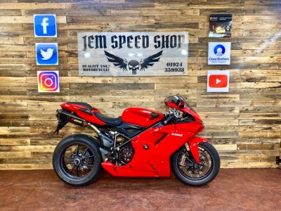 Ducati 1198 1198 Super Sports Petrol RedDucati 1198 1198 Super Sports Petrol Red at Bikes for Cash Batley