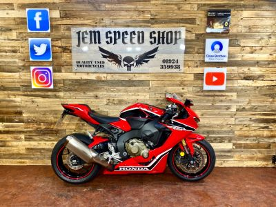 Honda CBR1000RR Fireblade CBR 1000 RA-H Super Sports Petrol RedHonda CBR1000RR Fireblade CBR 1000 RA-H Super Sports Petrol Red at Bikes for Cash Batley