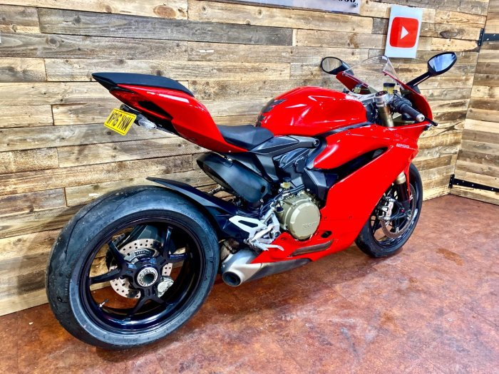 Ducati 1299 Panigale 1299 PANIGALE Super Sports Petrol Red